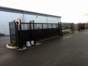 electric gates chesham