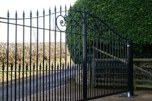 automated gates amersham